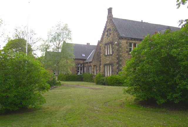Lightcliffe Church School, Wakefield Road, Hipperholme