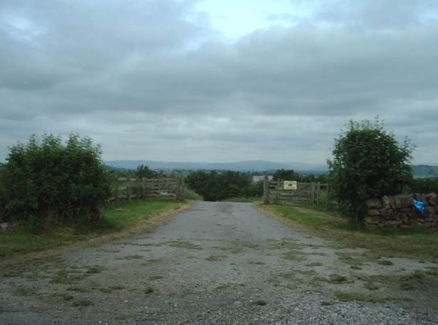 Entrance to Petteril Grange
