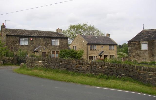 Lower Fold Farm, Wyke Lane, Wyke