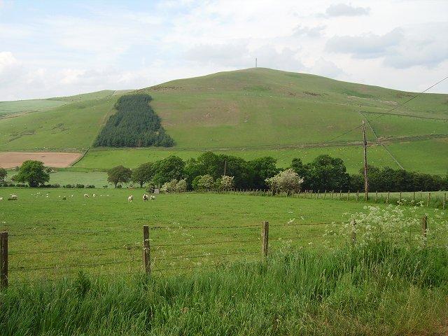 Drochil Hill
