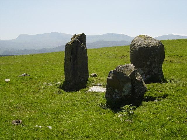 Cerrig Arthur stone circle