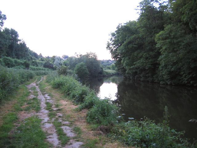 Medway Valley Walk, Maidstone, Kent