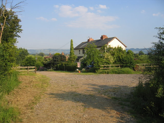Houses at Murcot Farm