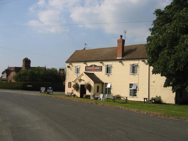 Sandys Arms, Wickhamford