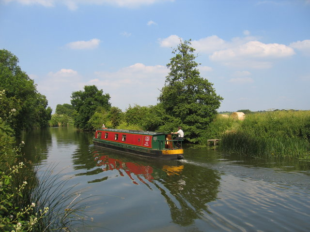 River Avon near Norton