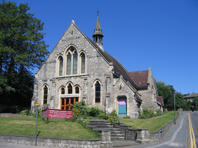 Methodist Church, Tonbridge Road, Maidstone, Kent