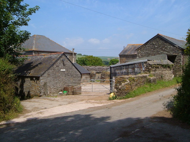 East Venn Farm, Aveton Gifford