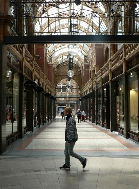 Cross Arcade, Leeds