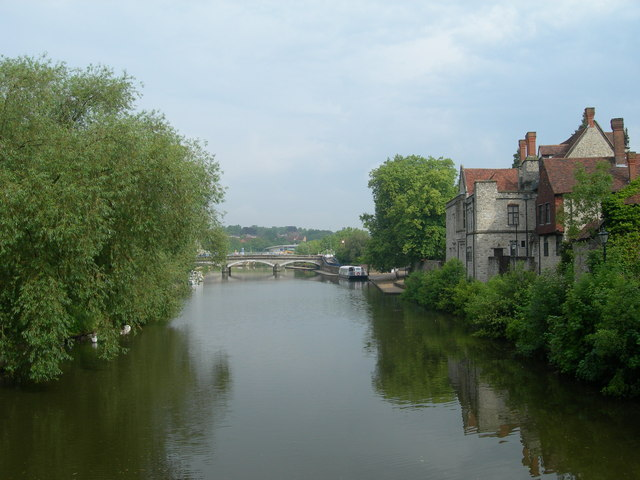 River Medway, Maidstone (2)