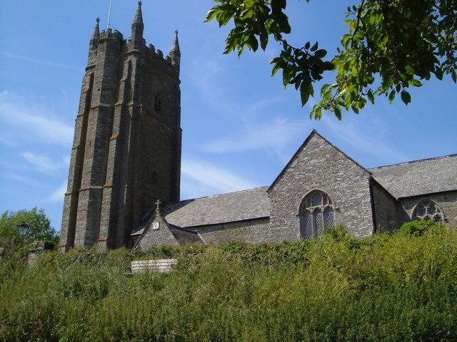 All Saints church, South Milton