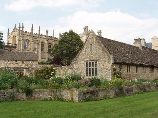 War memorial garden, Christ Church, Oxford