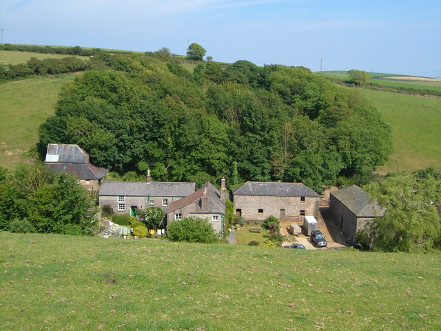 Shute Farm, South Milton