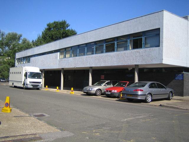 Hemel Hempstead Magistrates' Court