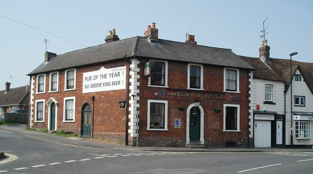Shoulder of Mutton Public House