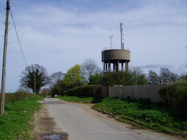 Water Tower near Askham Bryan