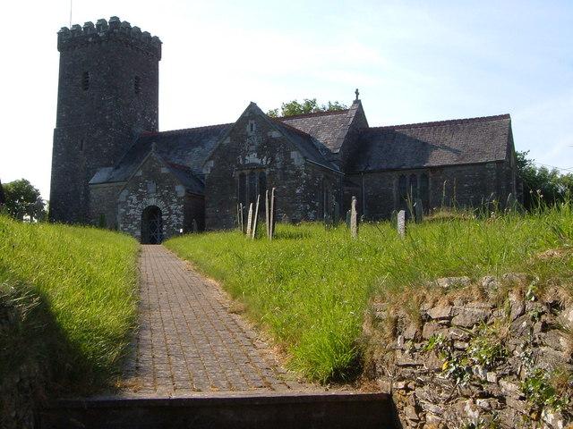 St Mary's church, Woodleigh