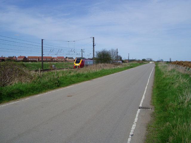 Moor Lane, Copmanthorpe
