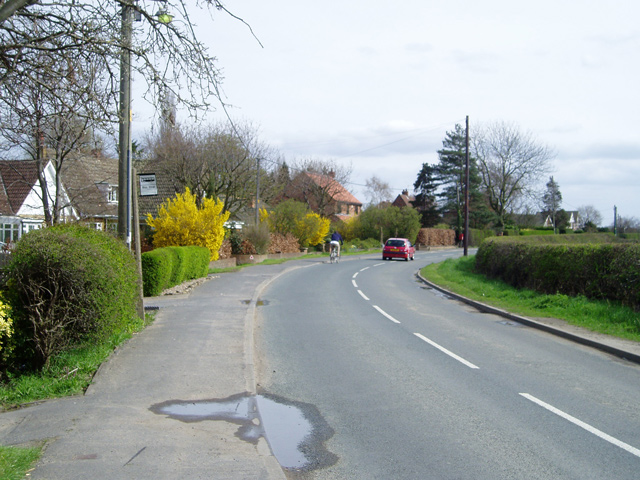 Temple Lane, Copmanthorpe
