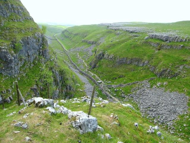 Watlowes dry valley