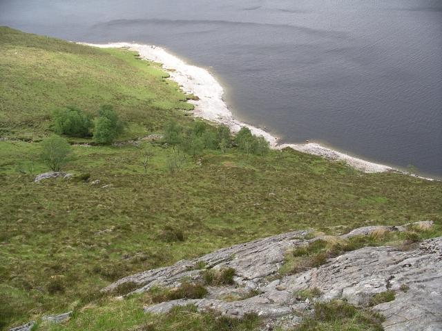 Coastline, Loch Quoich