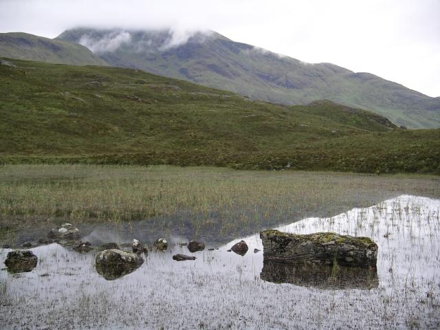 Lochan an Fhigheadair