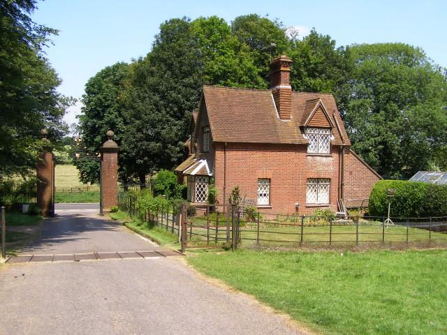 Gatehouse at Hinton Ampner House