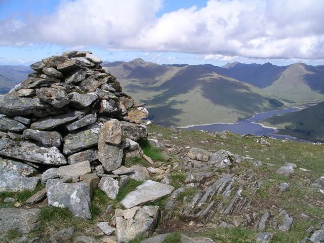 Summit Cairn, Gairich