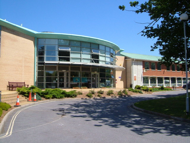 Owen Building, Exmouth Campus, University of Plymouth
