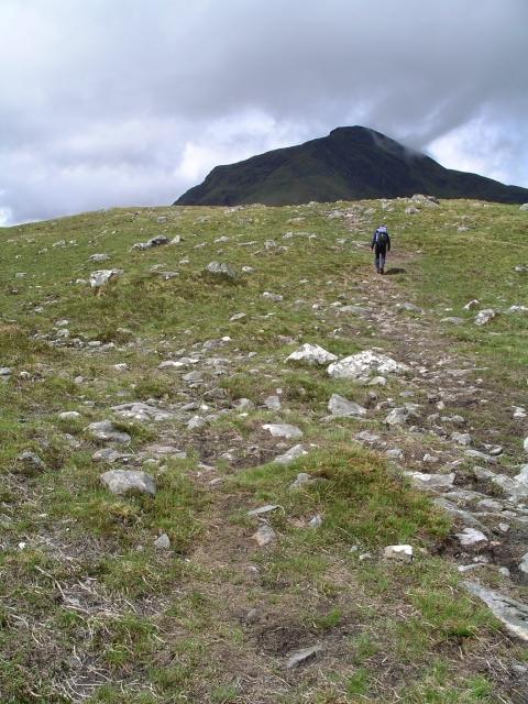 Path, Druim na Geid Salaich
