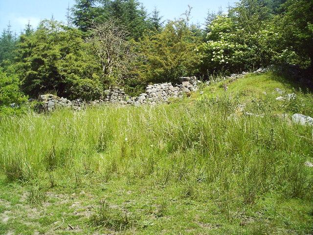 Ruins of Cilhepste-cerig