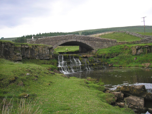 Bridge to Yore House