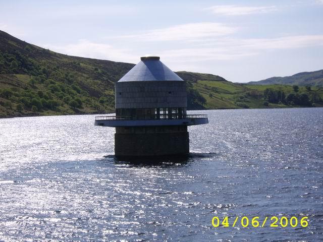 Llyn Celyn Straining Tower