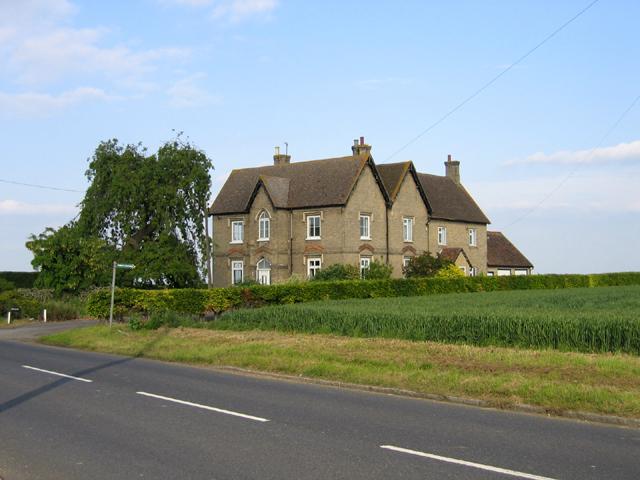 Manor Farm House, Eyeworth, Beds