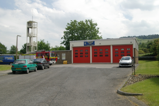 Ilkley fire station