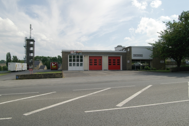 Fairweather Green fire station