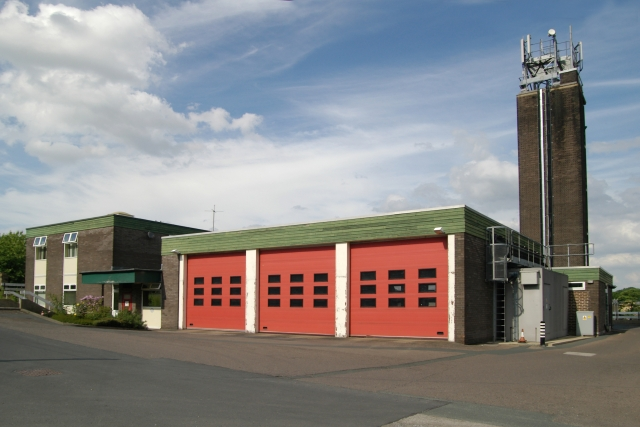 Brighouse fire station