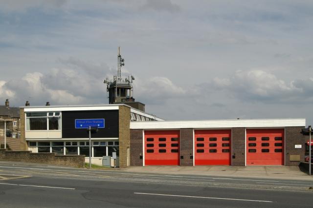 Odsal fire station
