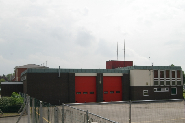 Stone fire station