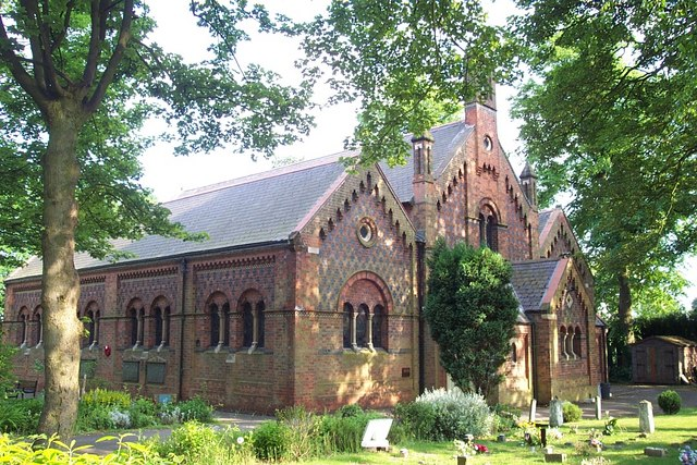 St. Anne's Church, Chasetown