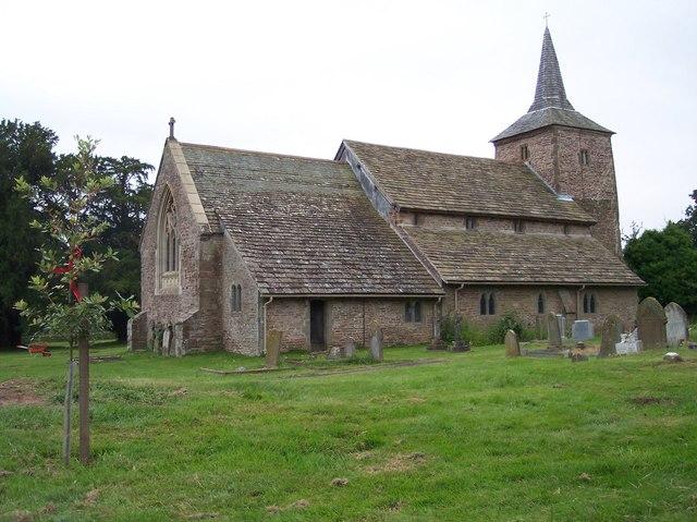 St. Peter's Church, Puddlestone