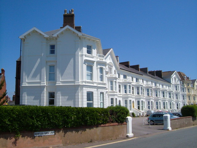 Morton Terrace, Exmouth