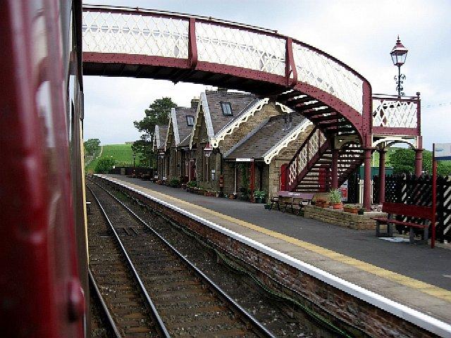 Railway Station, Kirkby Stephen