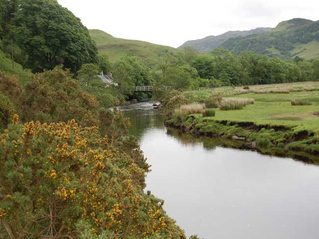 Glenmore River at Galltair