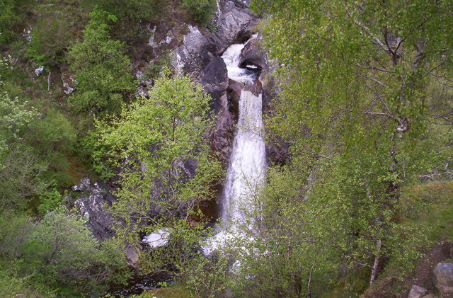 Urrard Falls