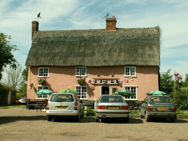 'The Crown' inn, Bedfield, Suffolk