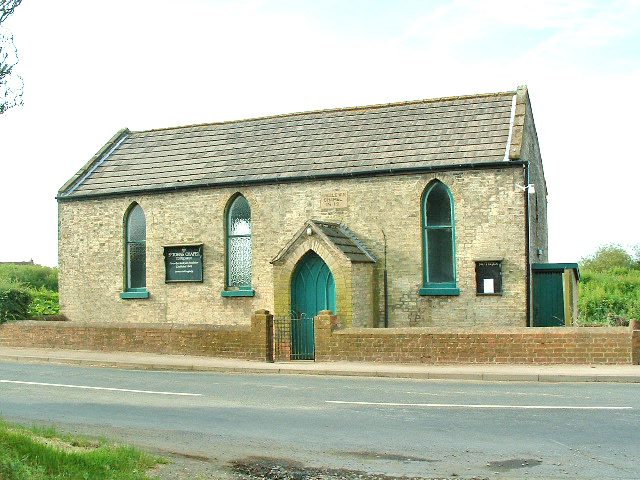 Temple Hirst Methodist Chapel