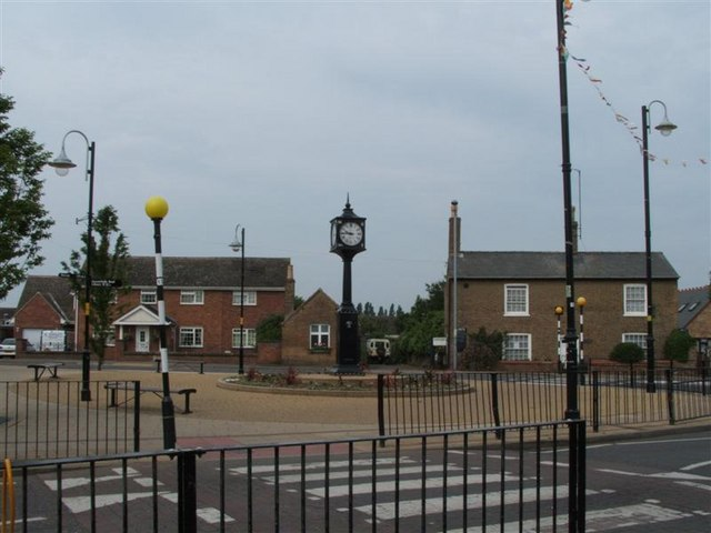 The Clock Chatteris