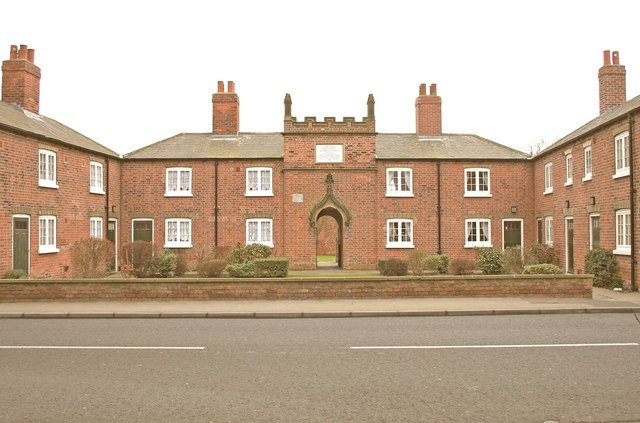 Selby,  Audus Houses