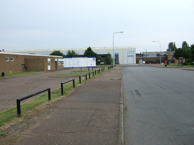 North Lynn industrial estate, King's Lynn