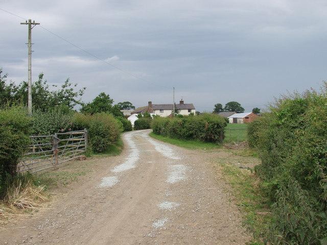 Buildings at Decoy Farm